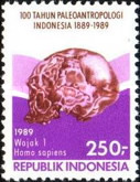 [The 100th Anniversary of Palaeoanthropology in Indonesia, Typ AXT]