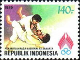[The 12th National Games, Jakarta, Typ AXZ]
