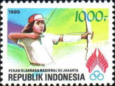 [The 12th National Games, Jakarta, Typ AYC]