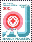 [The 46th Anniversary of Indonesian Red Cross, Typ BBC]