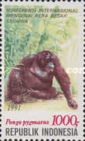 [International Conference on Great Apes of the World - The Orangutan, Typ BBI]