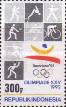 [Olympic Games - Barcelona, Spain, Typ BCD]
