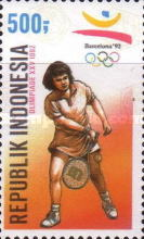 [Olympic Games - Barcelona, Spain, type BCE]