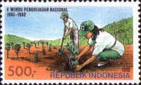 [National Afforestation, Typ BDE]