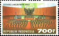 [The 10th People's Consultative Assembly, Typ BDH]