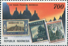[The 130th Anniversary of 1st Netherlands Indies Stamps, Typ BFI]