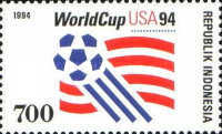 [Football World Cup - U.S.A., Typ BFR]