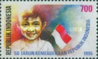 [The 50th Anniversary of Indonesian Republic, Typ BHL]