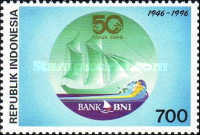 [The 50th Anniversary of Bank BNI, Typ BKJ]