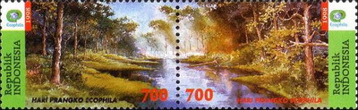 [Environmental Protection - Ecophila Stamp Day, Typ BQM]