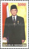 [The 53rd Anniversary of Independence - President Bacharuddin Habibie, Typ BRG3]