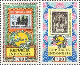 [World Day of the Stamp, Typ BRR]