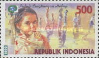 [Environmental Protection - Ecophila Day of the Stamp, type BUT]