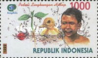 [Environmental Protection - Ecophila Day of the Stamp, type BUU]