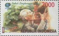 [Environmental Protection - Ecophila Day of the Stamp, type BUV]