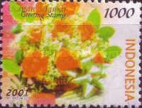 [Greetings Stamps - Flowers, Typ CBU]