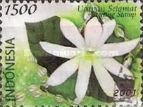[Greetings Stamps - Flowers, Typ CBV]