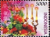 [Greetings Stamps - Flowers, Typ CBY]