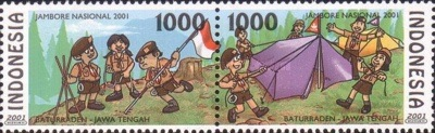 [National Scout Jamboree, Banyumas, Java, Typ CCM]