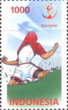 [Football World Cup - South Korea and Japan, type CEH]