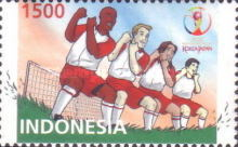 [Football World Cup - South Korea and Japan, type CEI]