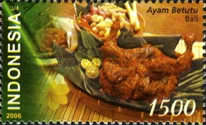 [Indonesian Traditional Foods, Typ CQI]