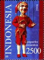 [Joint Issue - Indonesia-Slovakia, Typ CQQ]