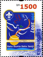 [The 100th Anniversary of the Scouting Movement, Typ CSS]