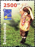 [The 100th Anniversary of the Scouting Movement, Typ CSU]