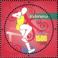 [The 17th Indonesian National Games 2008, type CWC]