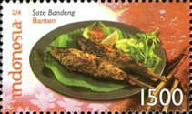 [Indonesian Traditional Foods, type CWG]