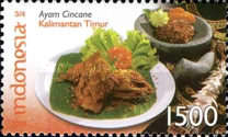 [Indonesian Traditional Foods, type CWH]