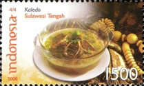 [Indonesian Traditional Foods, type CWI]