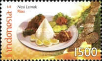 [Indonesian Traditional Foods, type CWJ]