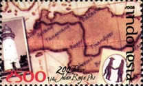 [The 200th Anniversary of the Great Post Road, type CWV]