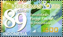 [The 50th Anniversary of Institut Teknologi Bandung, Typ CYU]