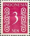 [Definitives - Different Perforation, Typ D11]