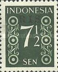 [Numeral Stamps - No. 26-33 Overprinted