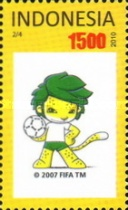 [Football World Cup - South Africa, type DBY]
