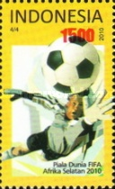 [Football World Cup - South Africa, type DCA]