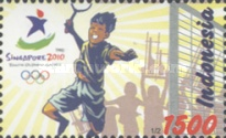 [Youth Olympics - Singapore, type DCP]