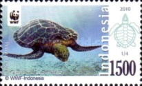 [WWF - Sea Turtles, type DCU]