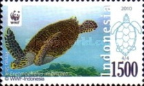 [WWF - Sea Turtles, type DCW]