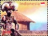 [Indonesia-South Africa Joint Issue, Typ DGS]