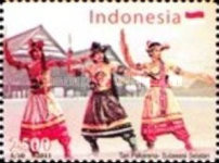 [Indonesia-South Africa Joint Issue, Typ DGU]
