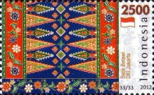 [Traditional Textiles of Indonesia, Typ DHP]