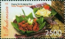 [Traditional Indonesian Foods, Typ DIT]