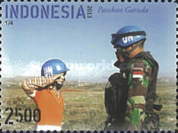 [Participation in United Nations Peacekeeping Missions, Typ DLF]