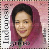 [Indonesian First Ladies, Typ DMY]