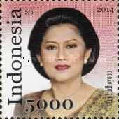 [Indonesian First Ladies, Typ DNA]